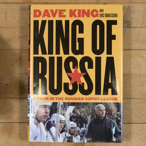 Cover: King of Russia