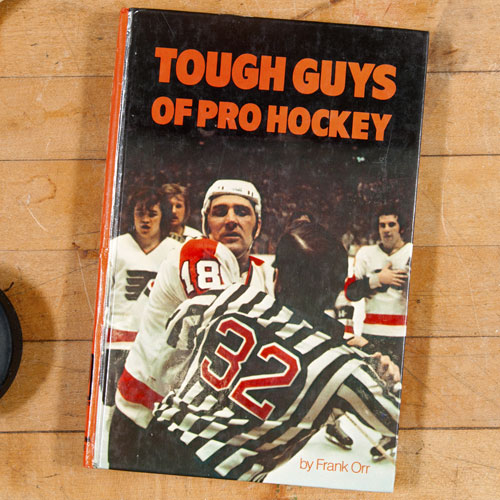 Cover: Tough Guys of Pro Hockey